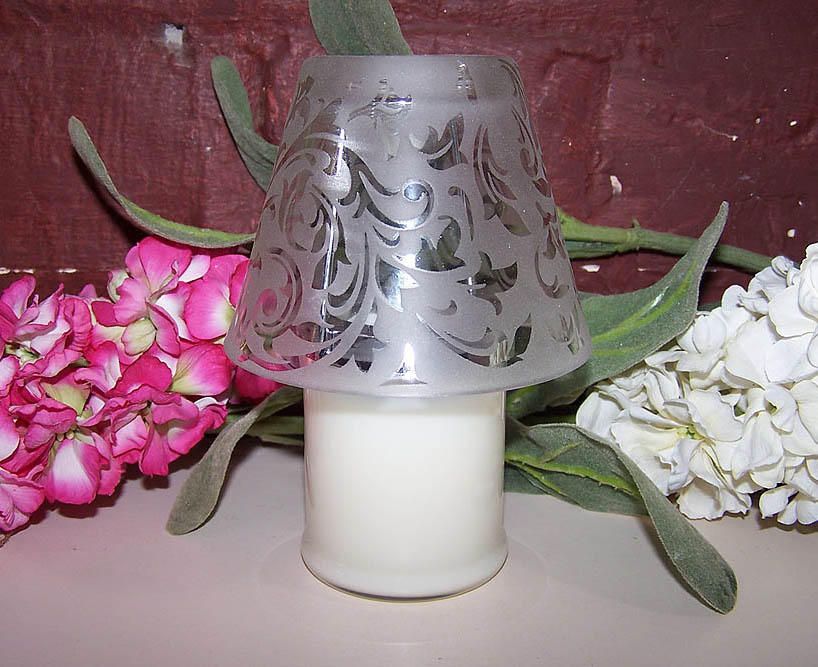 Small Candle Shade -Candle Accessories