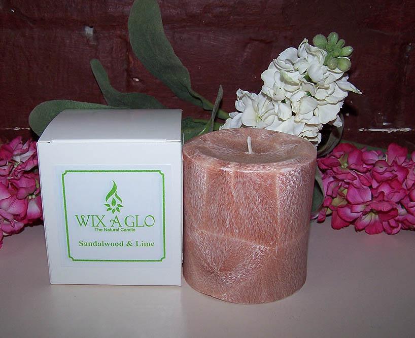 Pillar Candle -