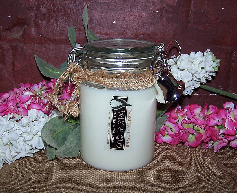 -Vintage Soy Candle