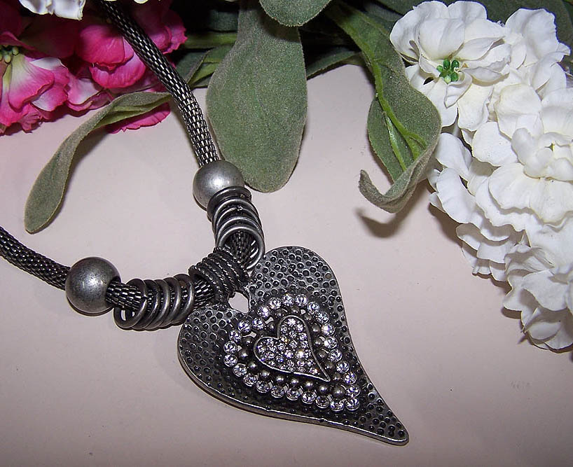 Heart Necklace -