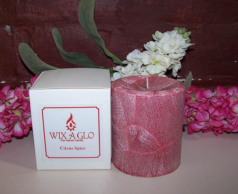 Pillar Candle -Pillar Candle